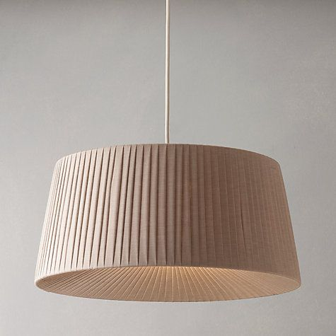 Buy John Lewis Easy-to-fit Audrey Ceiling Lampshade Online at johnlewis.com £70