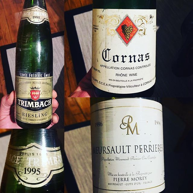 Back In The 90s Great Producers Great Wines Cornas Clape 1995