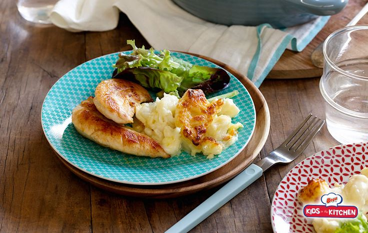 Delicious Baked Cauliflower & Cheese - Bega Cheese