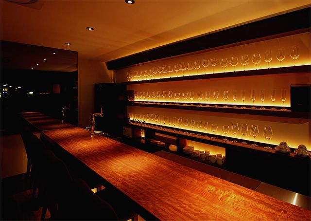 Best BAR COUNTER Images On Pinterest Bar Counter Bar Designs - Bar design tribe hyperclub by paolo viera
