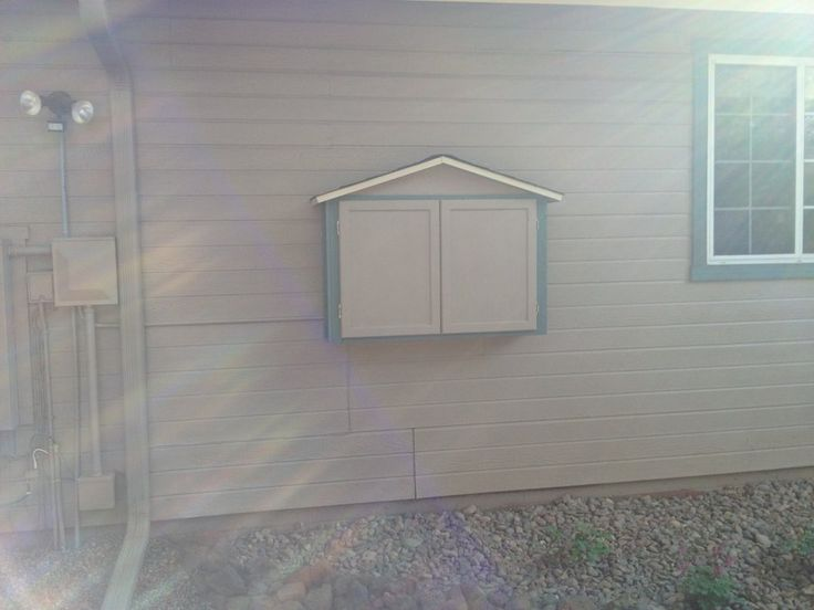 Redneck Grill TV enclosure - by ROY53 @ LumberJocks.com ~ woodworking community