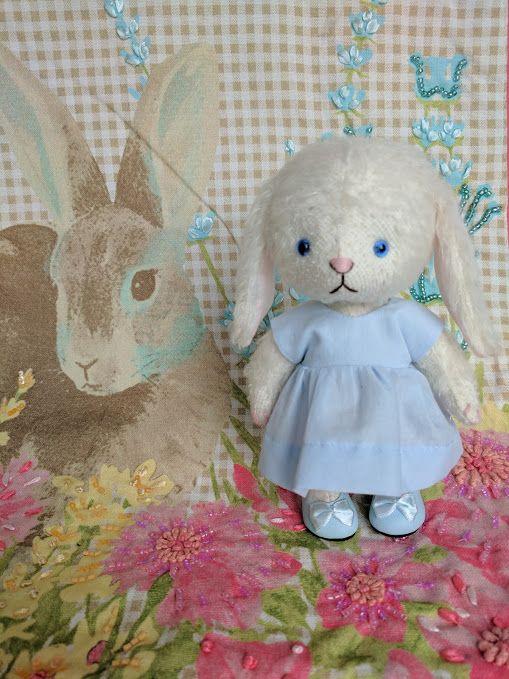 230 besten Cute teddy bunny and teddy elephant patterns by Jean ...