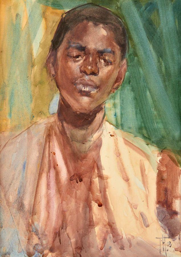 frances hodgkins portraiture - Google Search