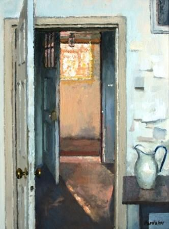 Charles Hardaker - Open Door Golden Morning