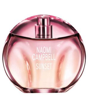 Sunset Naomi Campbell perfume - a fragrance for women 2004
