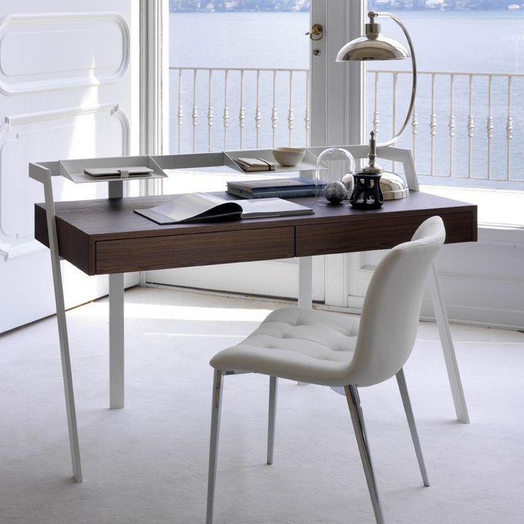 NEST Modern - desk and white chair