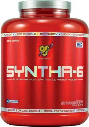 BSN Syntha-6 5.04 lbs 52 Servings