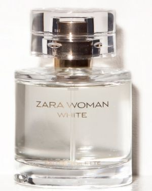Zara White Zara for women - check it, possible Miracle dupe
