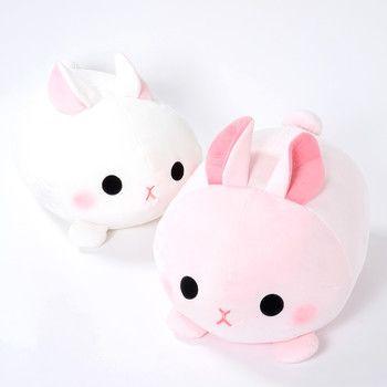 Mochikko Usa-pyonzu Rabbit Plush Collection (Big) 1