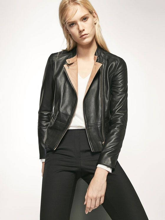 Women's Leather Collection | Massimo Dutti