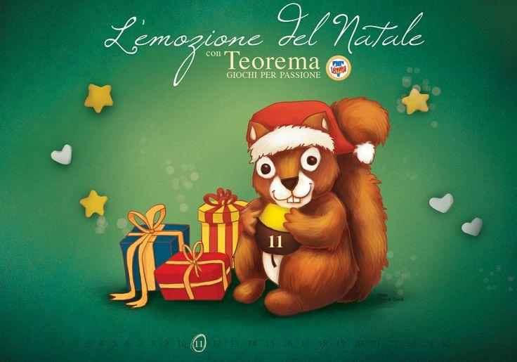 Attendiamo assieme l'emozione del Natale!!!