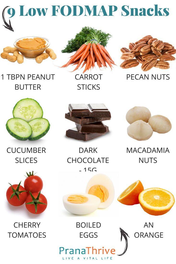 9 Low FODMAP Snacks