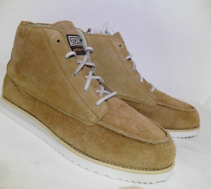 newest collection 1d27f cc5f8 ... FallWinter 2011 Adidas Originals Ransom Creek Mens Suede Boots UK Sizes  8.5 to 11.5 NEW ...