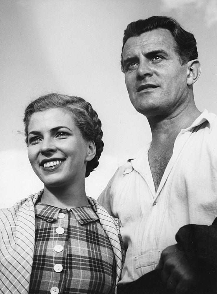 Tukkijoella (1951)