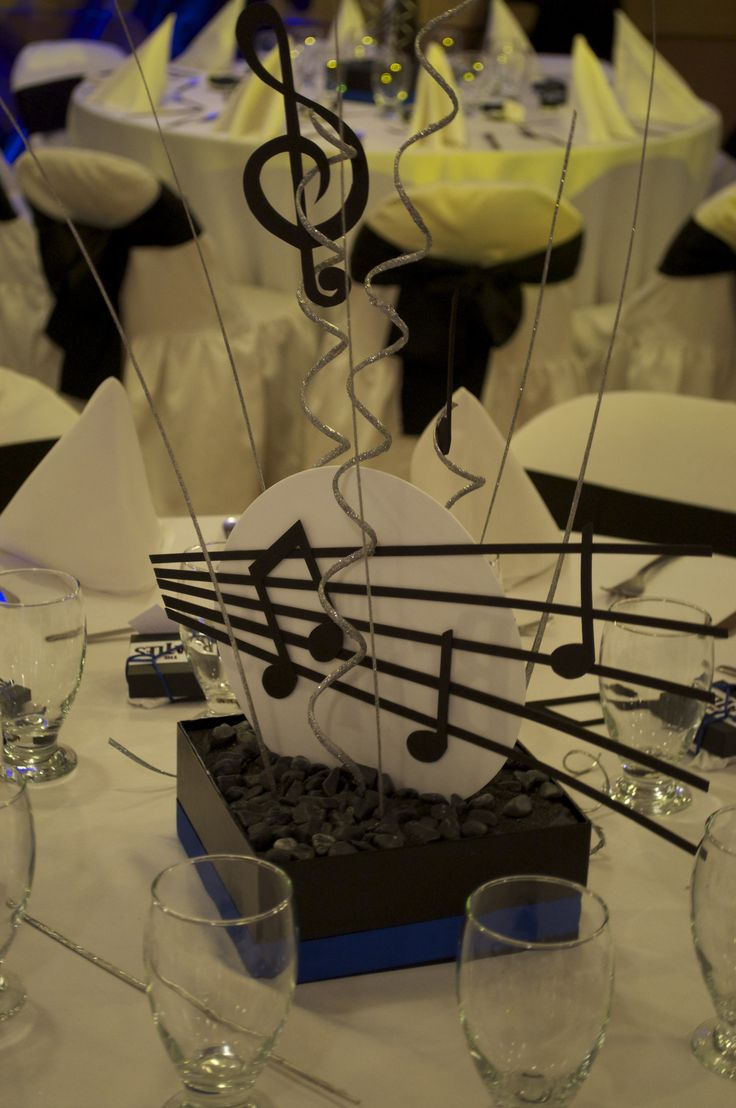 fiesta temàtica, 15 años centro de mesa