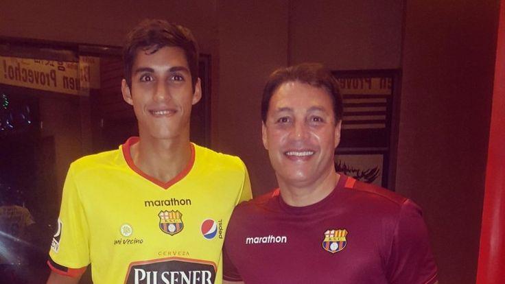 Los Alfaro, una historia en amarillo escrita con el corazón #Barcelona #BarcelonaSportingClub