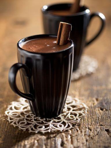 Chocolat chaud espagnol - Recette de cuisine Marmiton : une recette Plus de…