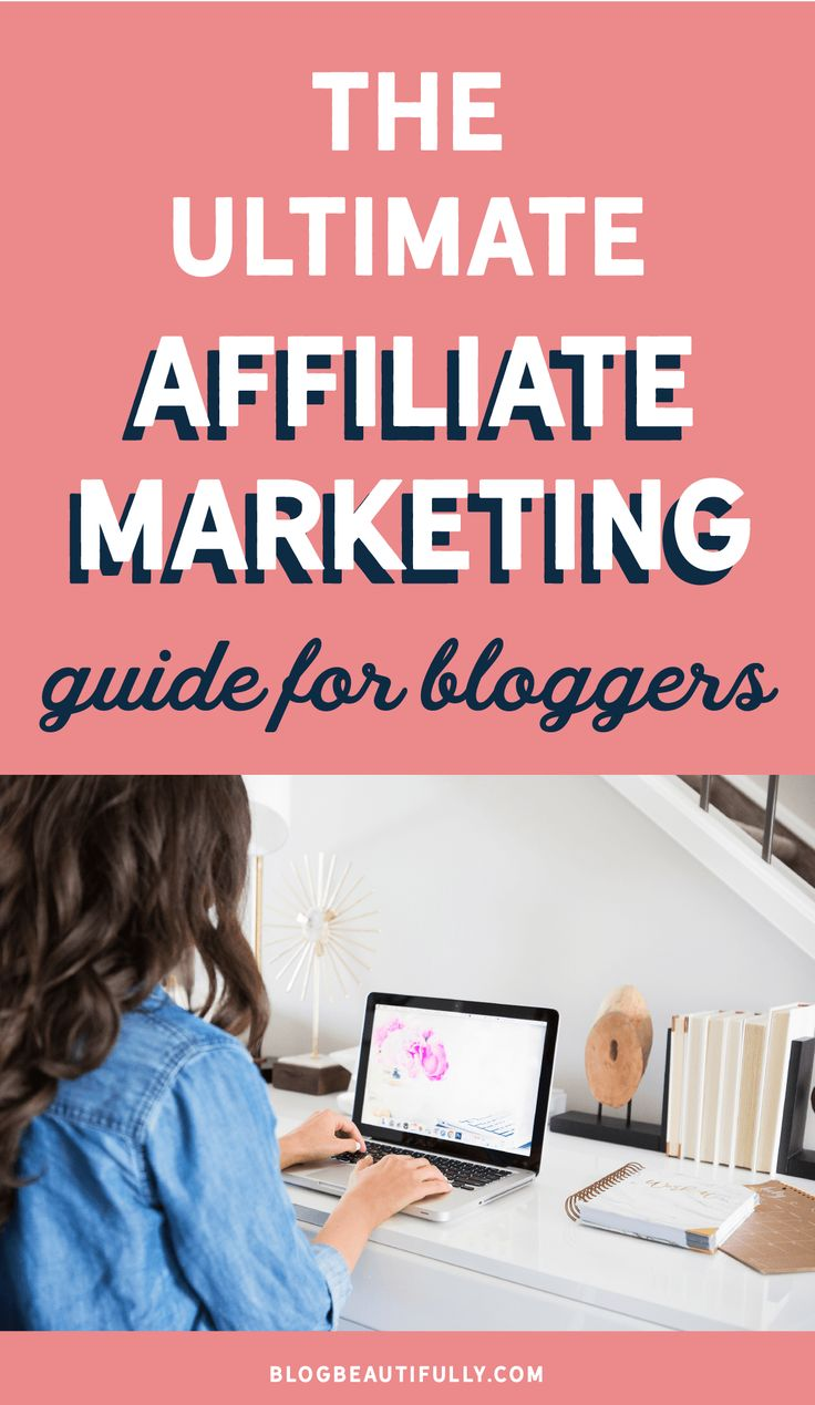 The ULTIMATE affiliate marketing guide for bloggers! Learn what affiliate marketing is, a 3-step process for joining the PERFECT affiliate programs, and 8 promotion strategies to make money on autopilot! via Blog Beautifully