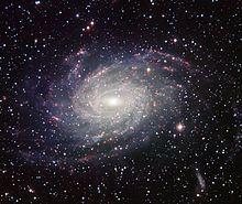 Via Láctea – Wikipédia, a enciclopédia livre