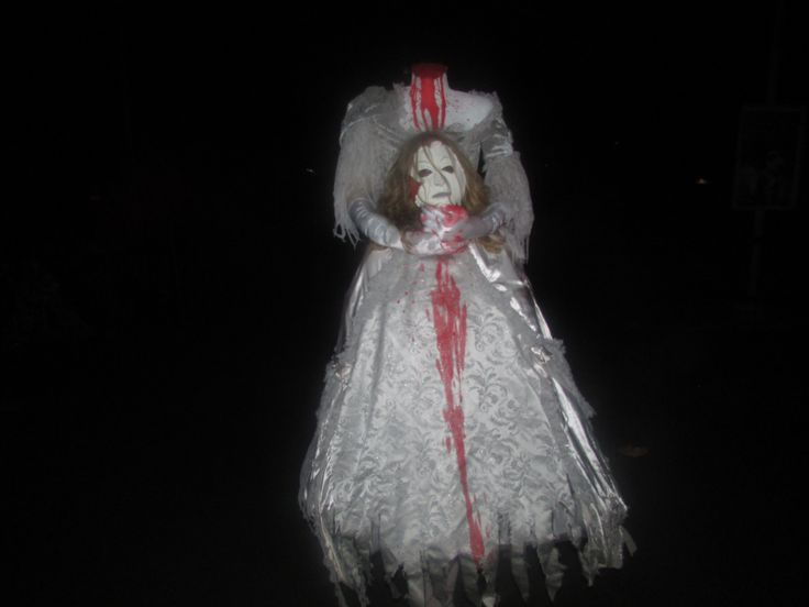 our headless bride is just as scary at great americas halloween haunt there are still 2 weekends left to visit the bay areas premier halloween event - Halloween Bay Area Events