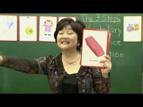 Introducing sentences to young learners - YouTube