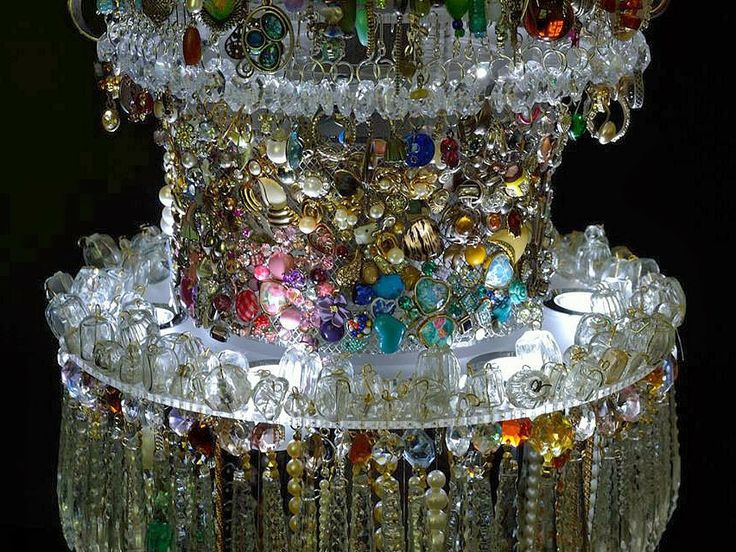 The Chandelier Of Lost Earrings