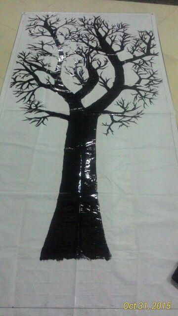 Is it your tree? #painting