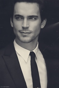 My ideal Fifty Shades of Grey cast. Matt Bomer as Christian Grey
