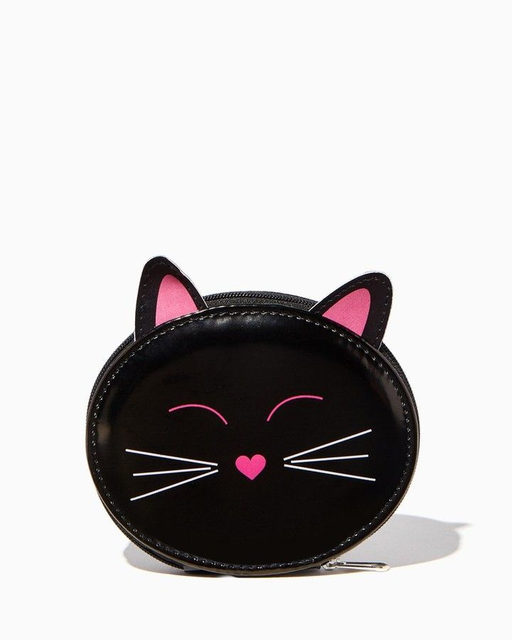 Charming charlie Kitty Cat Manicure Set