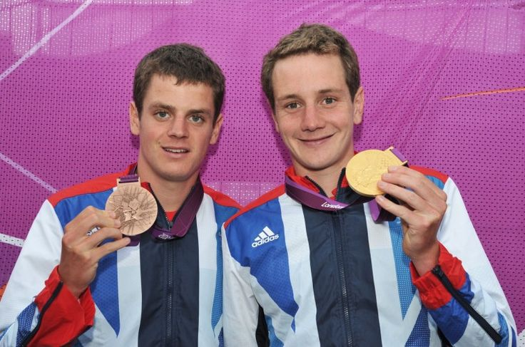 2023 case study- The Brownlee brothers. They're the Leeds Olympic heroes who've made history on some of the biggest sporting stages in the world. Now Leeds's triathlete brothers Jonny and Ali Brownlee are helping their home city to lead the pack in the race to become European Capital of Culture in 2023. #LeedsStar #Leeds