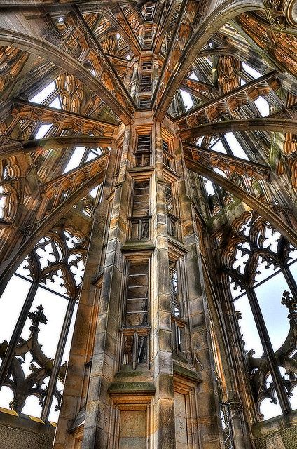 Climbed that staircase to the top!! Ulm Minster - Ulm, Germany