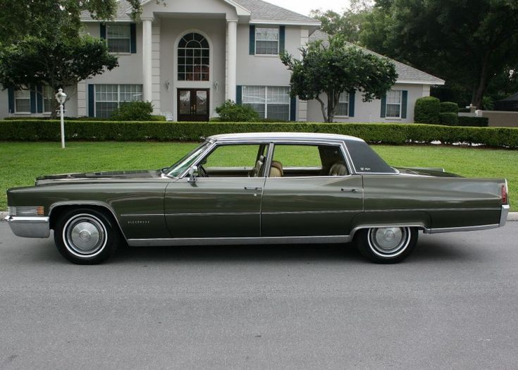176 best Cadillac 1969-70 images on Pinterest | Cadillac, Chevy and