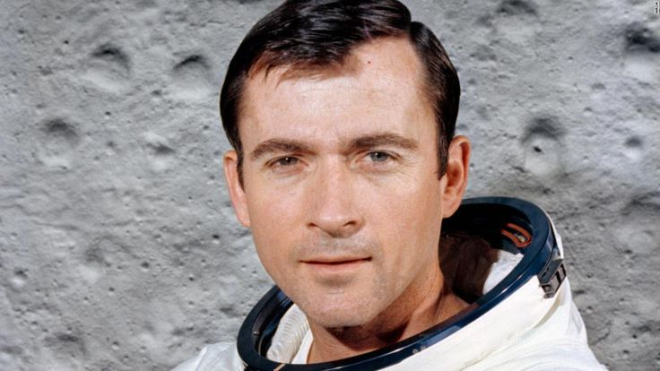 Former astronaut John Young, a NASA trailblazer whose six journeys into space included a walk on the moon and commanding the first space shuttle flight, died Friday after complications from pneumonia, NASA said Saturday.