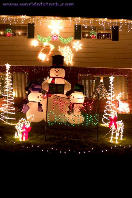 155 Best Images About Fun Christmas Inflatables On