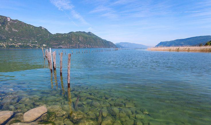 Lac du Bourget Savoie - France - Session au bord du lac du Bourget en Savoie en France