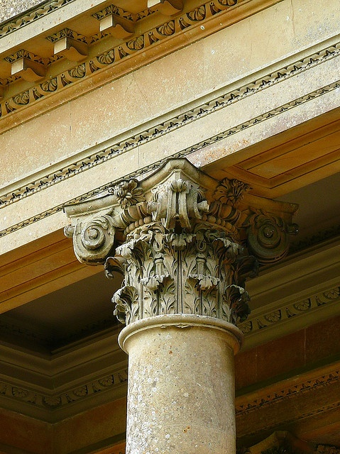 1000 images about pillars and columns on pinterest for Fiberglass architectural columns