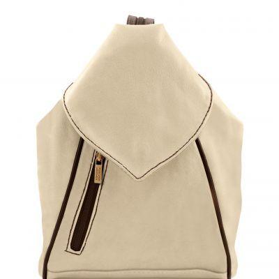 DELHI TL140962 Leather backpack