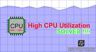 Techrevolution90 - Segala Macam Informasi: SVCHOST Memakan Banyak Tenaga CPU