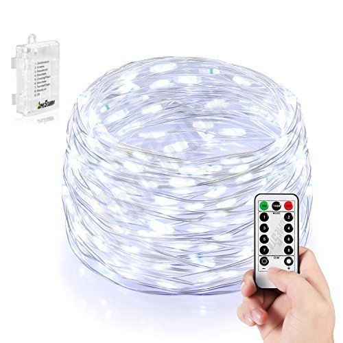 [$11.85 save 76%] Amazon #LightningDeal 51% claimed: Homestarry Battery String Lights PrO 66 LEDs 16 Ft Flexib... http://www.lavahotdeals.com/ca/cheap/amazon-lightningdeal-51-claimed-homestarry-battery-string-lights/188869?utm_source=pinterest&utm_medium=rss&utm_campaign=at_lavahotdeals