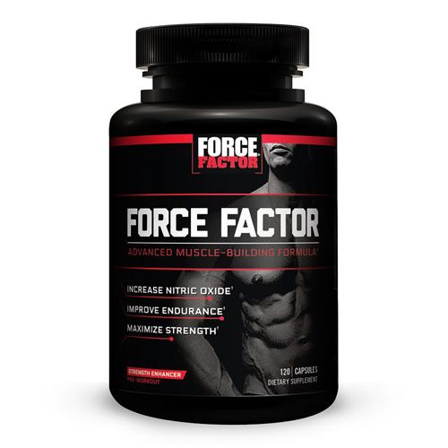 Advanced Muscle-Building Formula