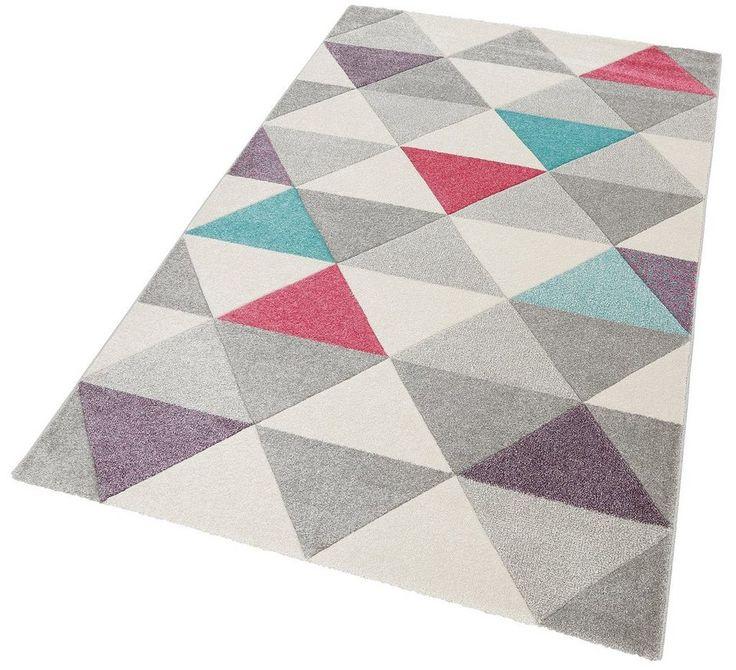 Teppich »Berlad«, Bruno Banani, rechteckig, Höhe 13 mm