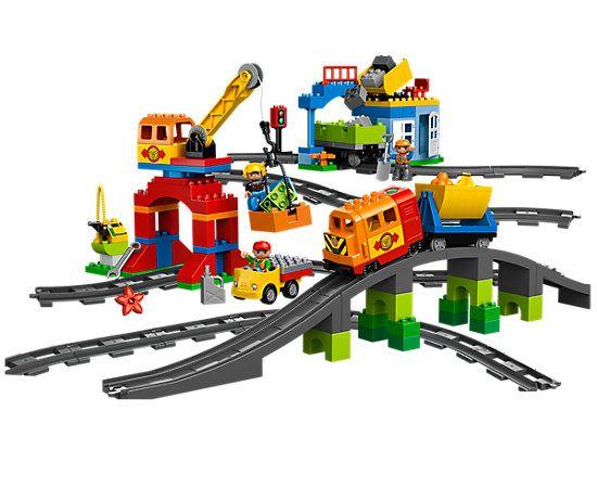 Deluxe Train Set | LEGO Shop