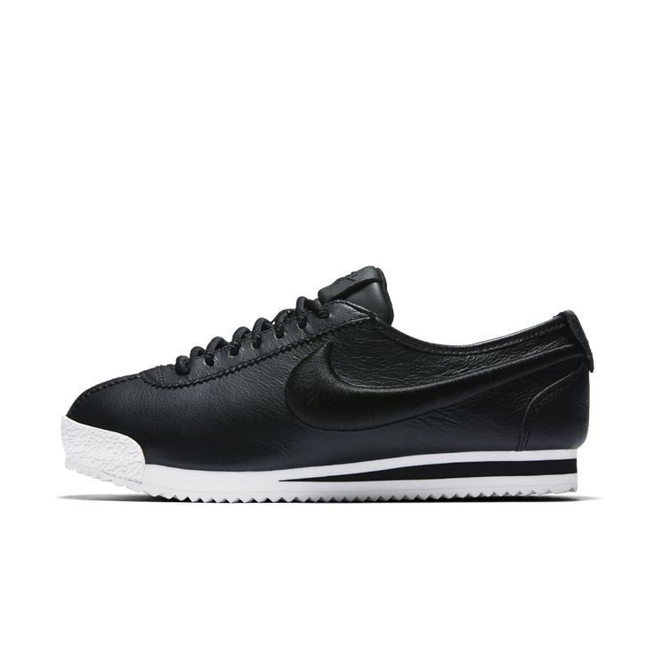 Nike Cortez 72 SI Women's Shoe Size 10.5 (Black)