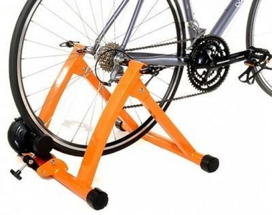 Indoor Bicycle Cycling Trainer Exercise Bike Stand Cardio Home Gym