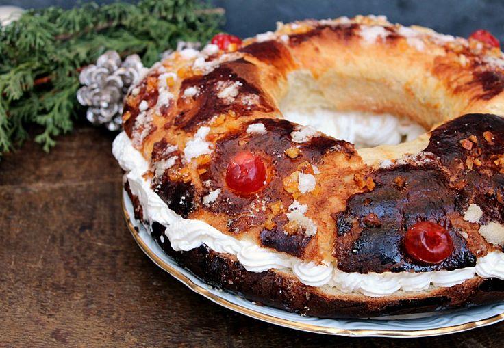 Rosca de Reyes (Spanish Christmas Wreath) | honey & figs
