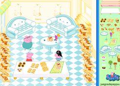 Mejores 154 imgenes de Juegos de Peppa Pig en Pinterest  Juego