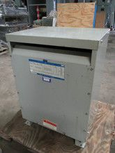 GE 45 kVA 480 Delta to 208Y/120 9T23Q9873 3PH Dry Type Transformer 45kVA 208 V. See more pictures details at http://ift.tt/2277EWq