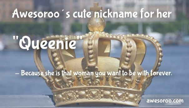 queenie name for her