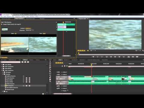 ▶ Premiere Pro CS6 Techniques: 31: Applying Transitions - YouTube