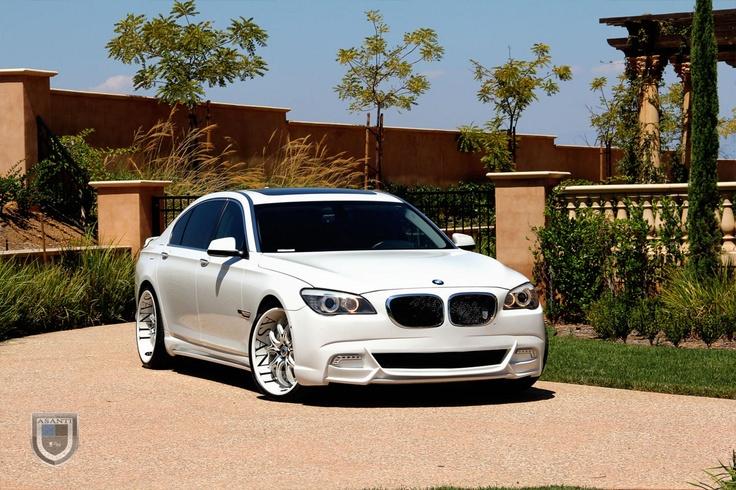 One day!! BMW 750i